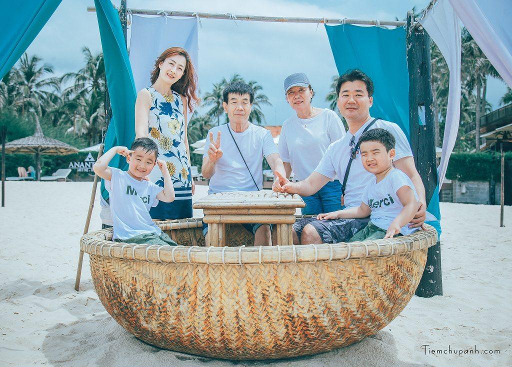 Ảnh gia đình Hàn Quốc