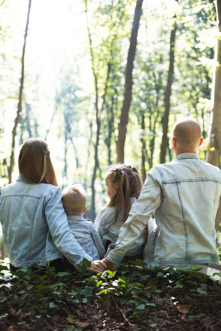 chụp gia đình
