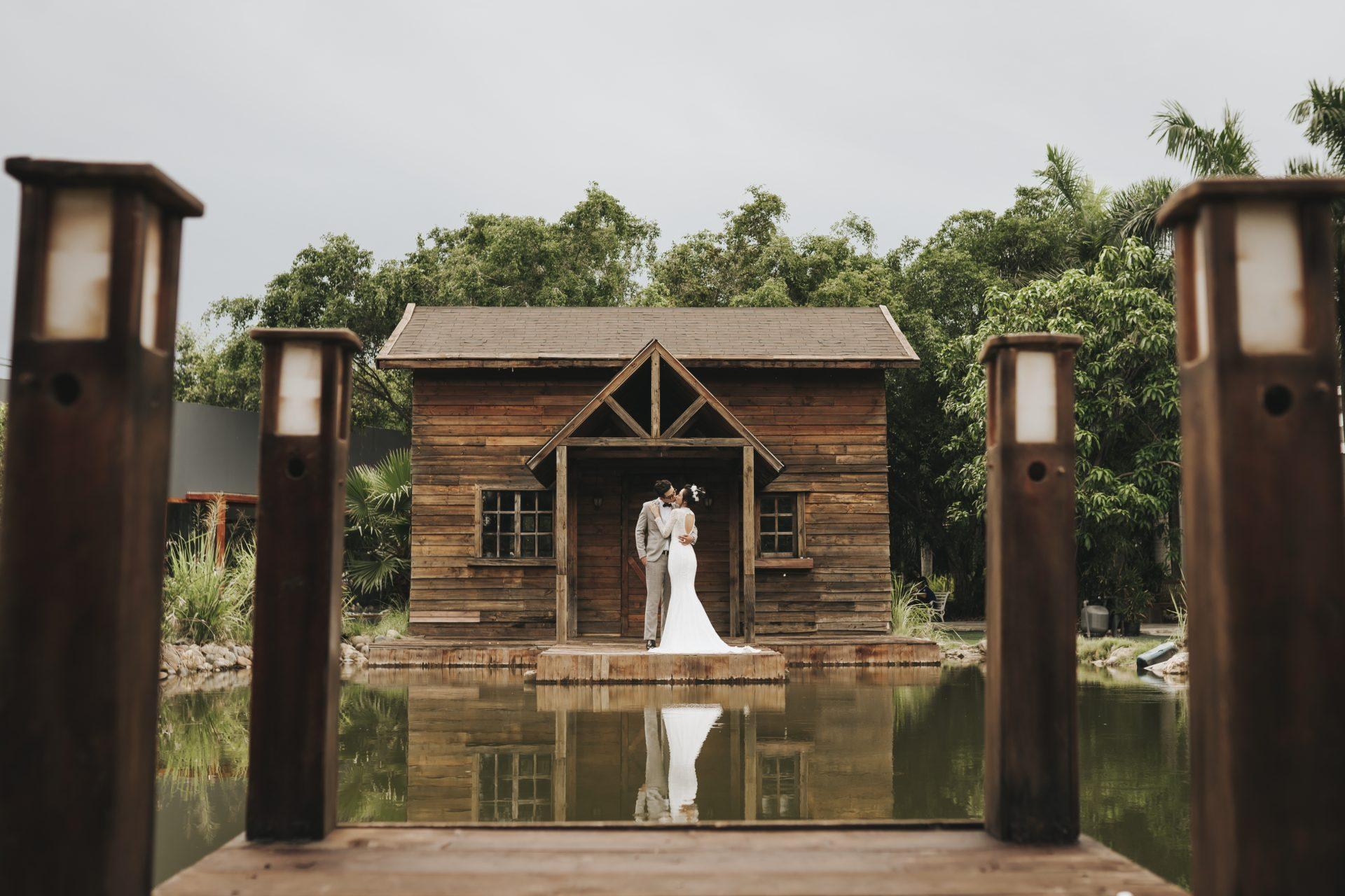 chụp ảnh cưới đẹp ở sài gòn