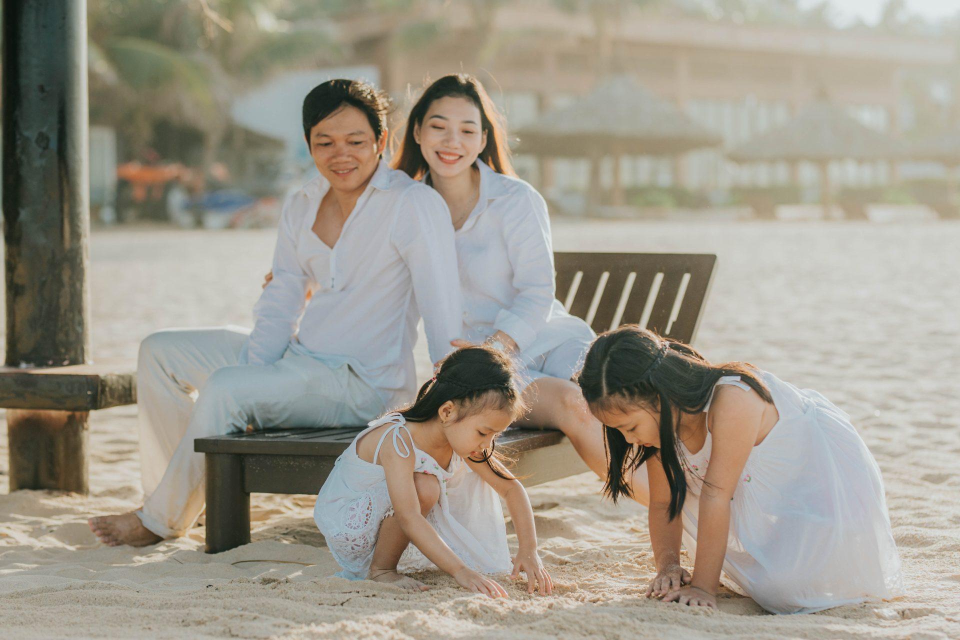 giá chụp ảnh gia đình