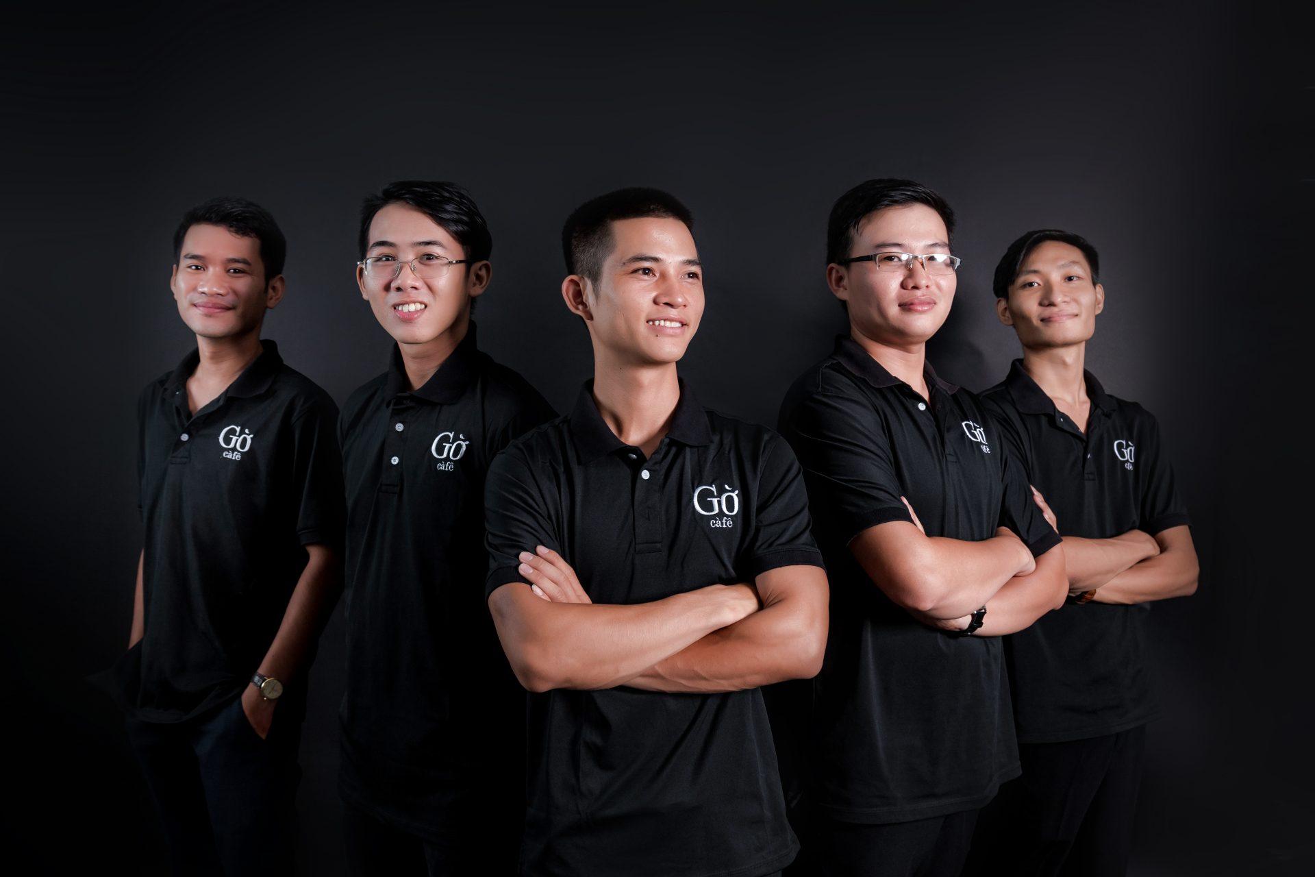 chụp profile công ty