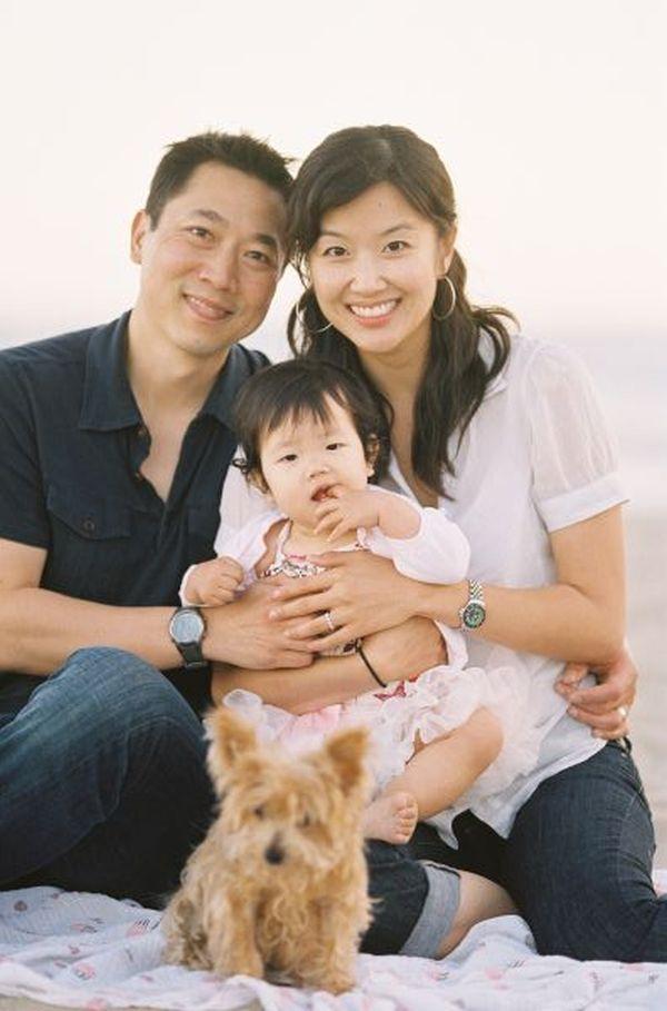 ảnh gia đình 3 người hoạt hình