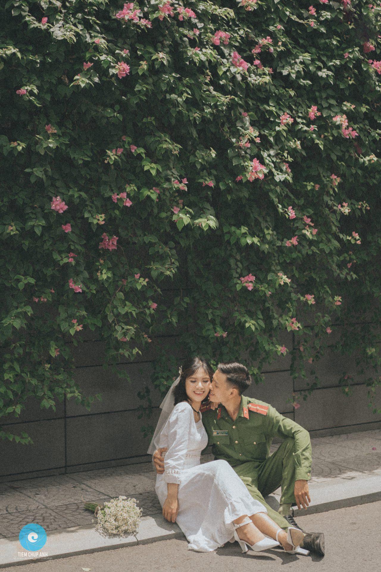 chụp hình couple tại tphcm