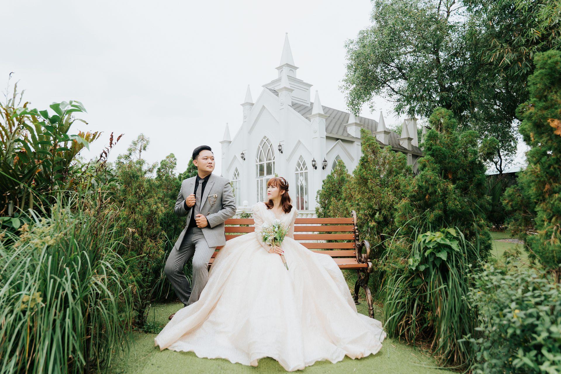 chụp hình cưới ở đâu đẹp
