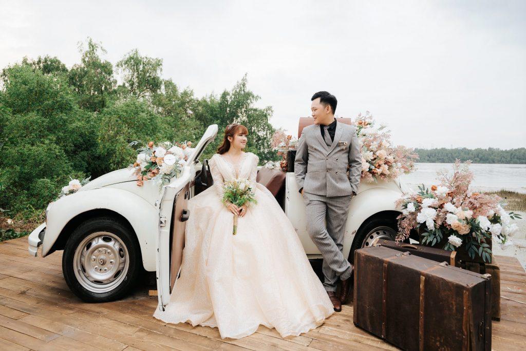 chụp anh cưới giá rẻ