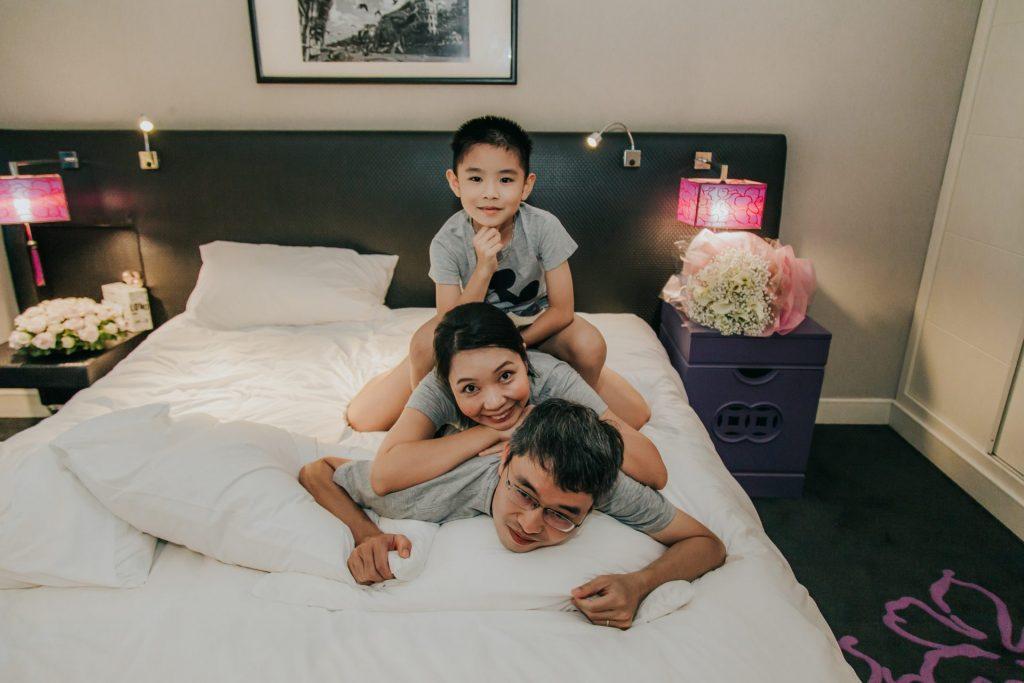 gói chụp ảnh gia đình