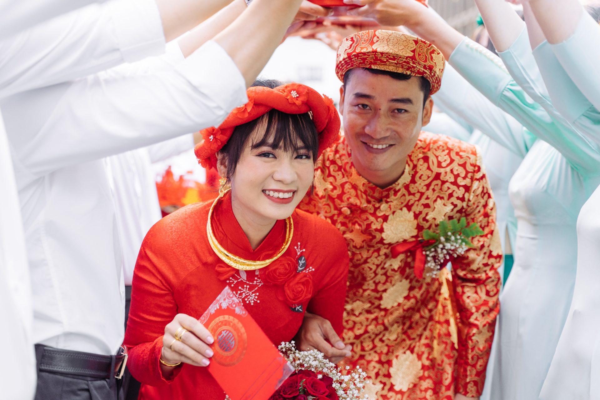 chụp hình đám cưới