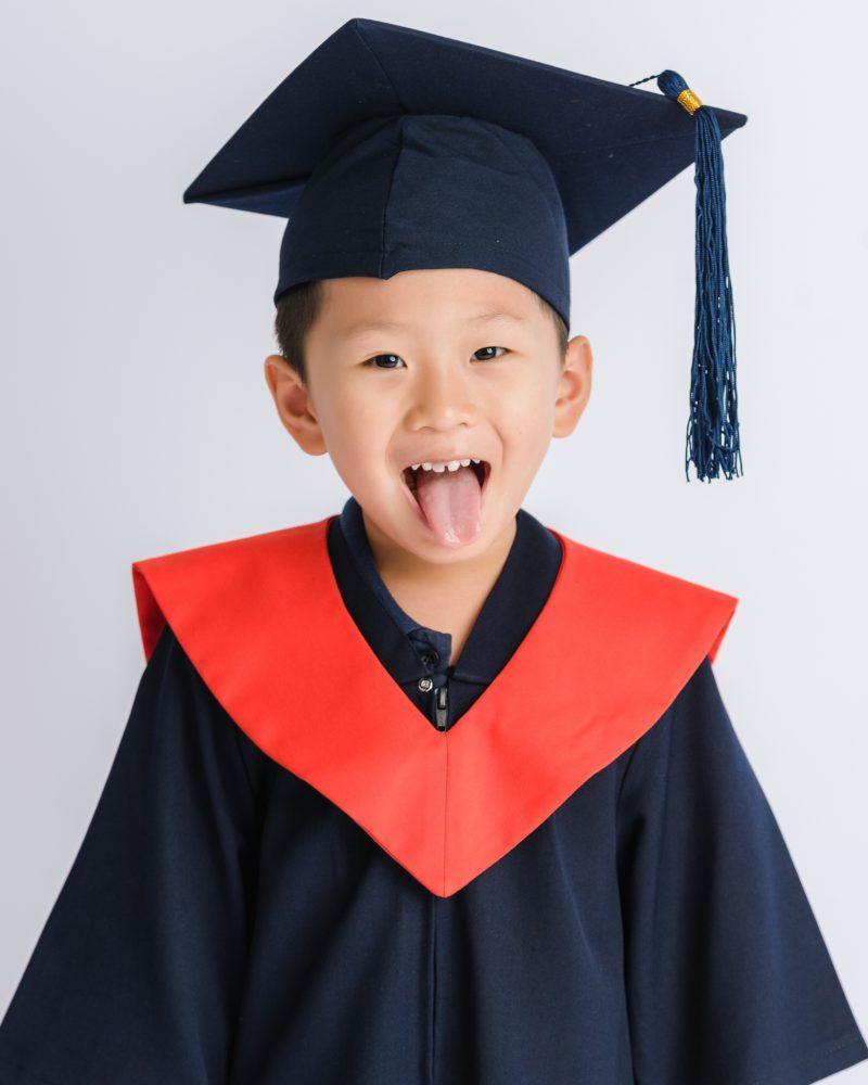 Chụp tốt nghiệp mẫu giáo đẹp