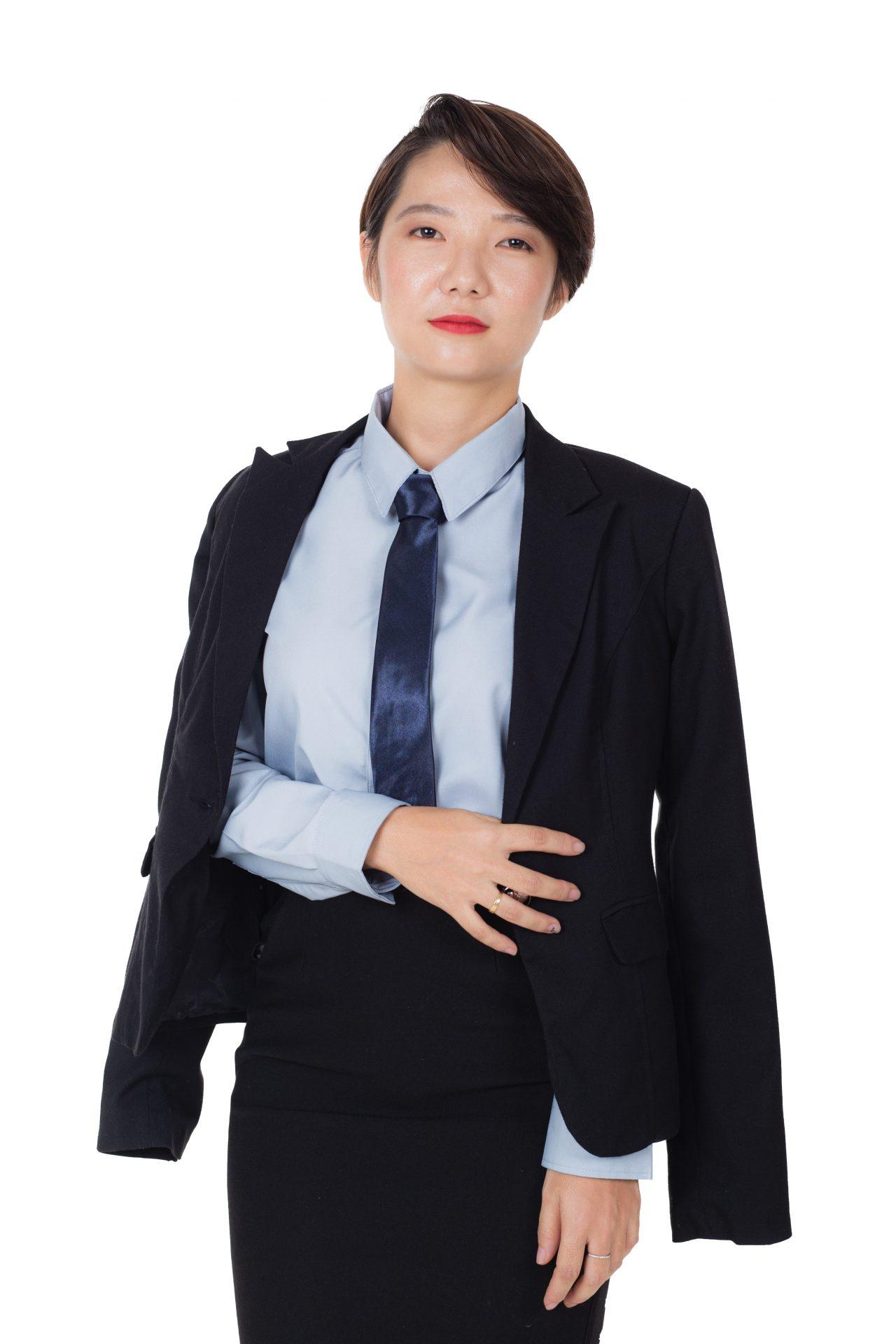Chụp ảnh doanh nhân nữ