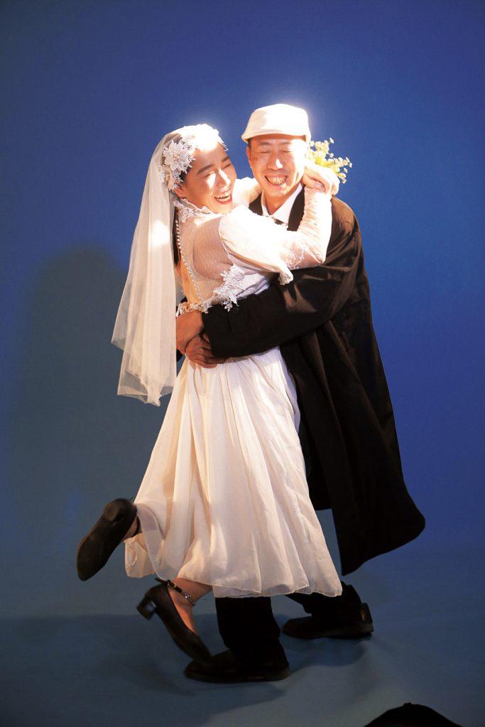 chụp hình kỷ niệm 10 năm ngày cưới