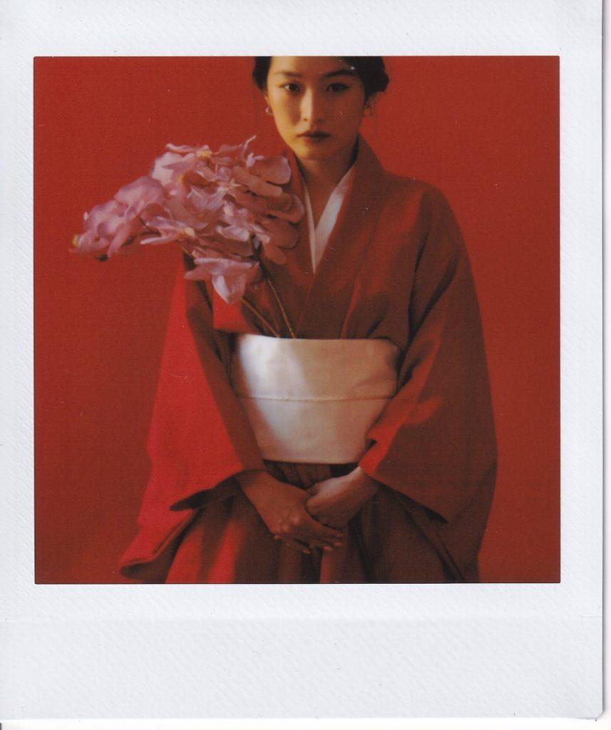 chụp ảnh kimono ở studio TP.HCM