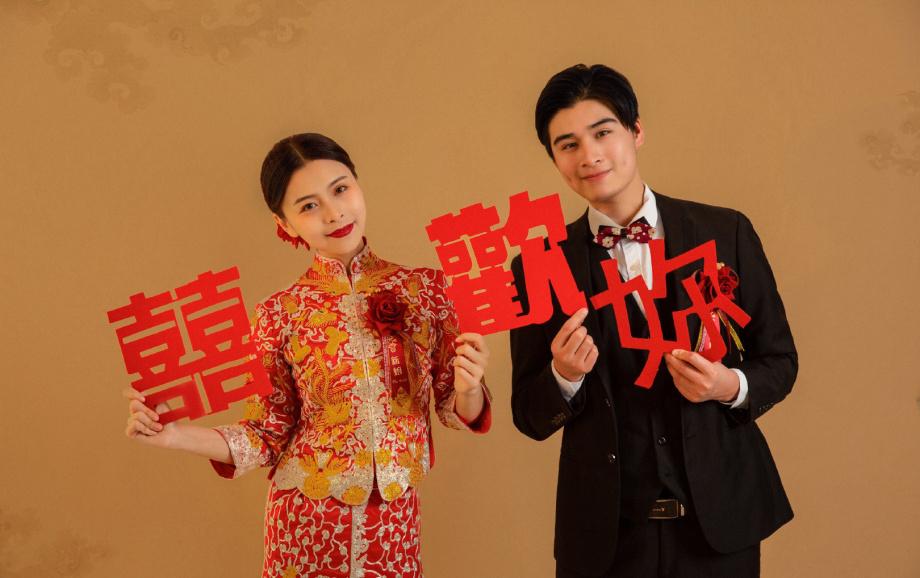 Chụp ảnh cưới phong cách Trung Quốc